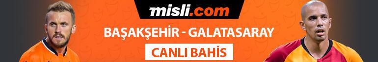 Trabzonspor puan kaybetti, gözler Başakşehirde Galatasarayın iddaa oranı ise...