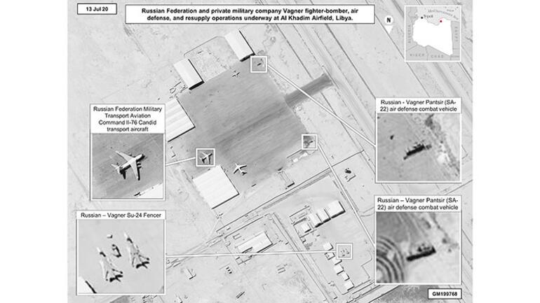 ABD görüntüleri paylaştı Rusyanın maskesi düştü