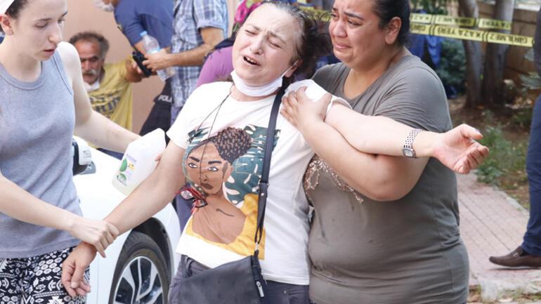 Antalyada feci olay Anne ve bebeği yaşamını yitirdi...