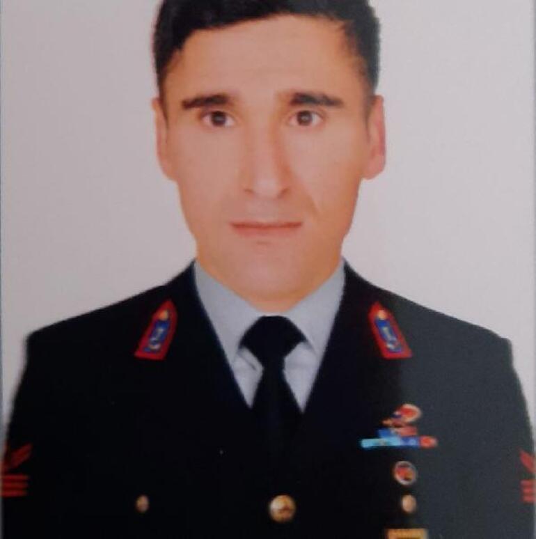 Hatayda şehit düşen Jandarma Uzman Çavuş Konukçunun naaşı memleketi Konyaya uğurlandı
