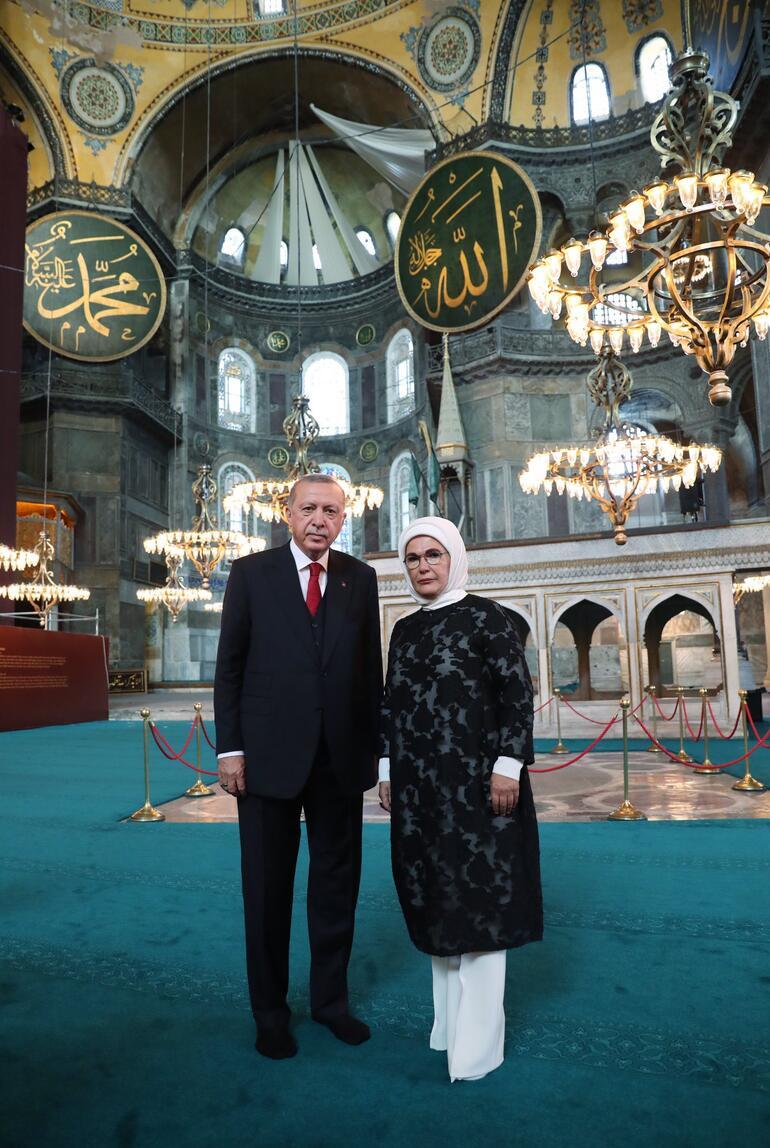 Herkes o sistemi merak ediyordu Cumhurbaşkanı Erdoğan'ın ziyareti sırasında ortaya çıktı