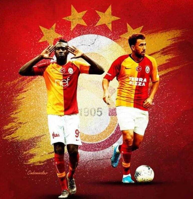 Mbaye Diagne, Instagramdan Galatasaray transferini paylaştı