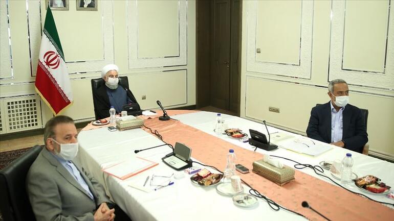Son dakika haberi: İran Cumhurbaşkanı Hasan Ruhani açıkladı İkinci dalgayı yaşamamızın sebebi...