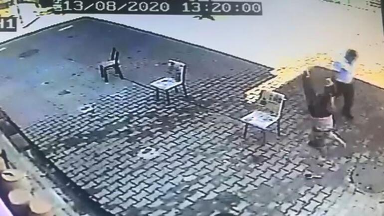 Feci olay 5 yaşındaki çocuk 4. kattan düştü