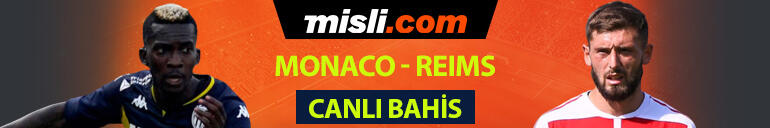 Henry Onyekuruyu Misli.comda CANLI İZLE Monaconun iddaada galibiyetine...