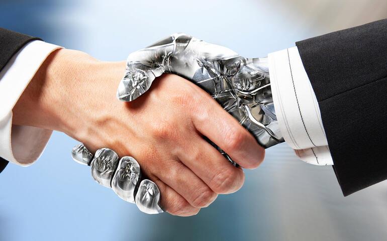 Robot satışları artacak, bu yıl 1 milyon adedi bulacak