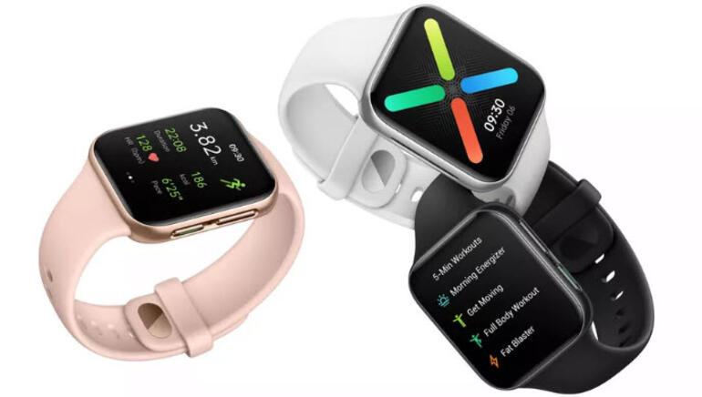 Yeni Oppo Watch tanıtıldı: Wear OS yüklü geliyor