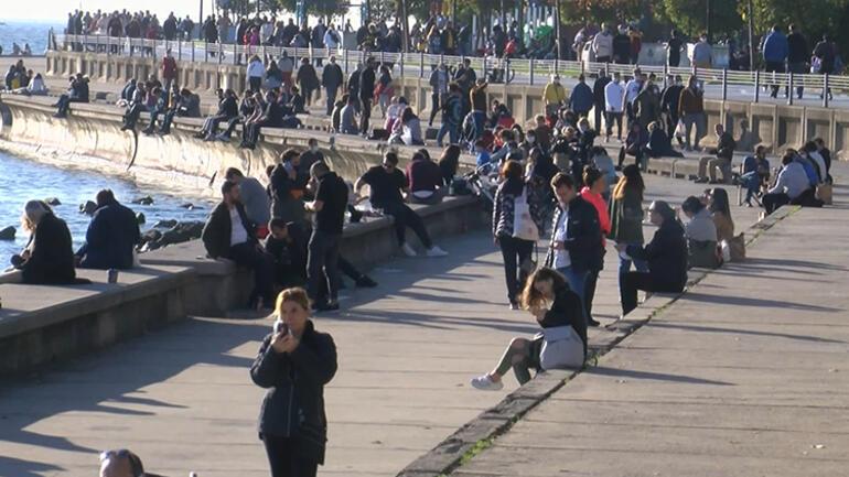 Son dakika haberi: Sokağa çıkma yasağı başlamasına saatler kala şaşkına çeviren görüntü