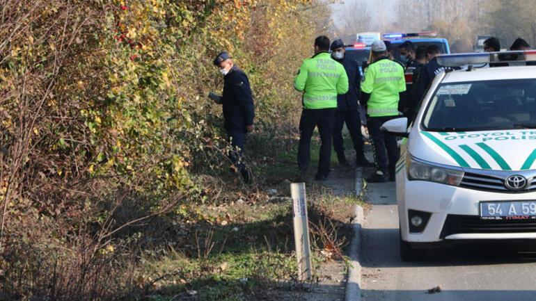 Son dakika haberleri...Nişanlısının cansız bedenini otoyolda metrelerce sürükledi Polise teslim oldu