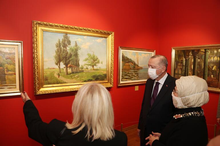 Son dakika: Cumhurbaşkanı Erdoğan: Bir dönem müzecilik,  milletin kutsallarıyla hesaplaşmanın aracı haline dönüştürülmüştür