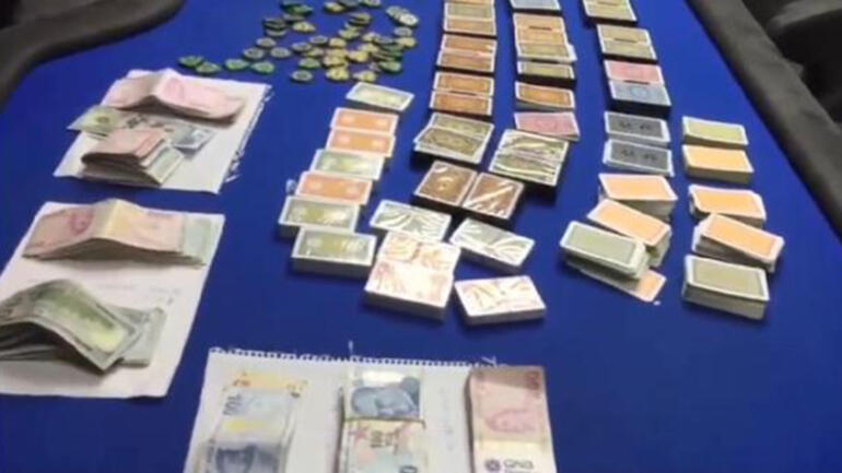 Maltepede kumar oynayanlar yine polise yakalandı