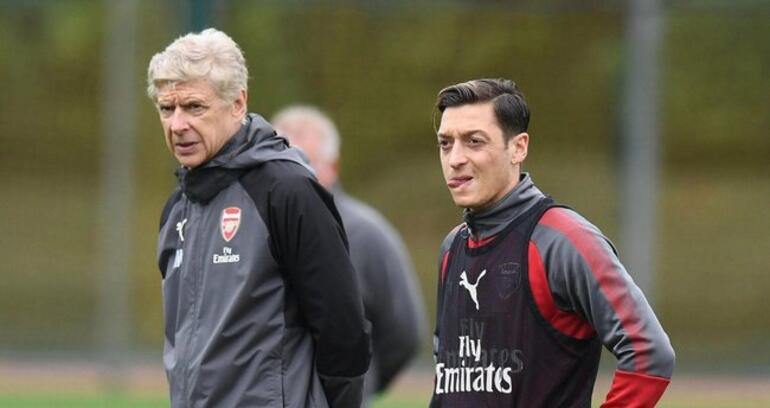 Son dakika   Arsenal ve Mesut Özil sözleşme feshi için anlaşmaya vardı
