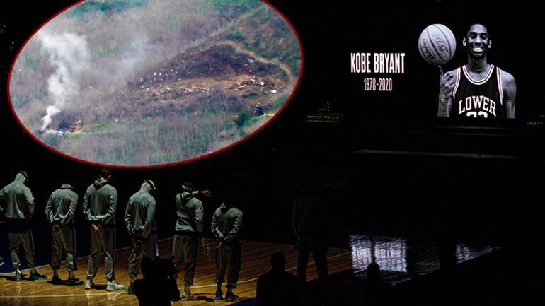 Kobe Bryantın hayatını kaybettiği helikopter kazasında pilot suçlandı