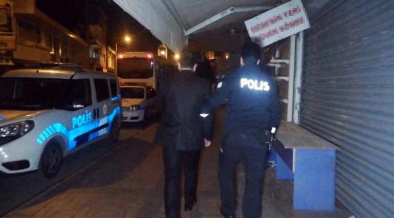Kumarhaneye çevrilen iş merkezindeki ofise baskın 15 kişiye 133 bin lira ceza