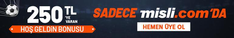 Galatasarayda 8 yıl sonra aynı taktik Sneijder ve Drogbadan sonra...