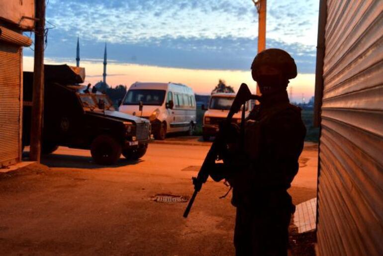 DEAŞ operasyonunda gözaltına alınan şüpheli, örgütün sözde Musul emiri çıktı
