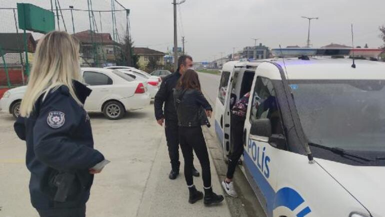 Kısıtlamada yakalandı, polise böyle yalvardı: Konsolosla konuştum...