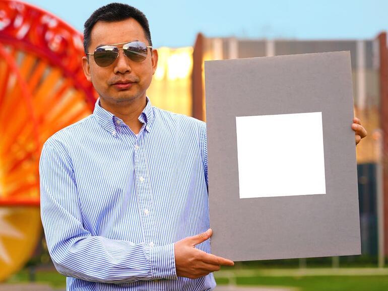 Küresel ısınmaya çözüm önerisi: Dünyanın en beyaz boyası