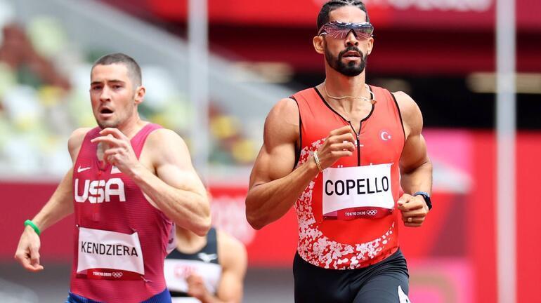 Son dakika: Yasmani Copello, Tokyo 2020de final koşacak